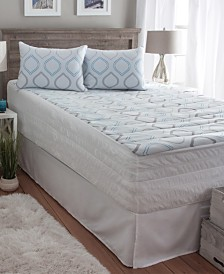 CLOSEOUT! Hanes® Performance Knit ComfortSoft® Mattress Pad Collection