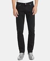 c95e9542753e0 Calvin Klein Jeans Men s Slim-Fit Stretch Logo Jeans