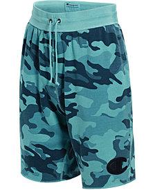"Champion Men's Camo-Print 11"" Shorts"