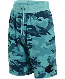 "Champion Men's Camo-Print 11"" Shorts"