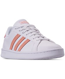 0abfa49d8a8 adidas Women's Superstar Casual Sneakers from Finish Line & Reviews ...