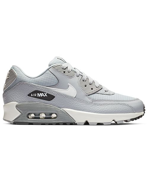 online store fef4c d0a98 ... Nike Women s Air Max 90 Casual Sneakers from Finish ...
