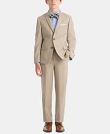 Lauren Ralph Lauren Little & Big Boys 100% Wool Suit Jacket & Pants Separates
