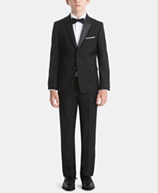 Lauren Ralph Lauren Little & Big Boys Formalwear Tuxedo Jacket & Pants Separates