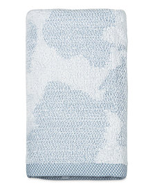 DKNY City Bloom Fingertip Towel