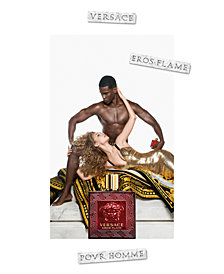 Versace Men's Eros Flame Eau de Parfum Fragrance Collection