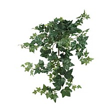"32"" Puff Ivy Hanging Artificial Plant, Set of 3"