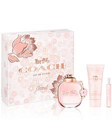 COACH 3-Pc. Floral Eau de Parfum Gift Set