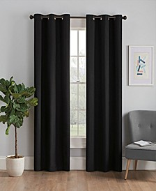 Microfiber Thermaback Blackout Curtain Collection