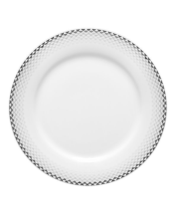 Noritake City Dawn Accent Plate