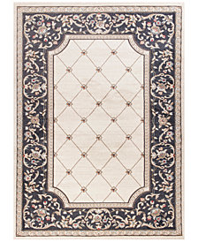 "KAS Avalon Courtyard 2' x 7'7"" Runner Area Rug"
