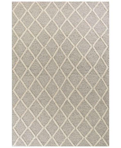 "Kas Cortico Diamonds 7'6"" x 9'6"" Area Rug"