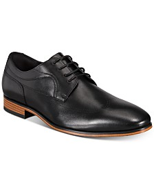 Alfani Men's Aaron Plain-Toe Derby Shoes, Created for Macy's