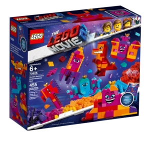 Closeout! Lego Queen Watevra's Build Whatever Box! 70825