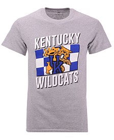 J America Men's Kentucky Wildcats Checkerboard T-Shirt