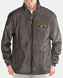 G-III Sports Men's Jacksonville Jaguars The Executive Player Front Zip Jacket