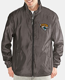 G-III Sports Men's Jacksonville Jaguars The Executive Player Front Zip Jacket