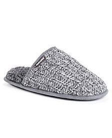 Muk Luks Men's Gavin Scuff Slippers