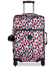 Kipling Darcey Small Printed Carry-On Rolling Luggage