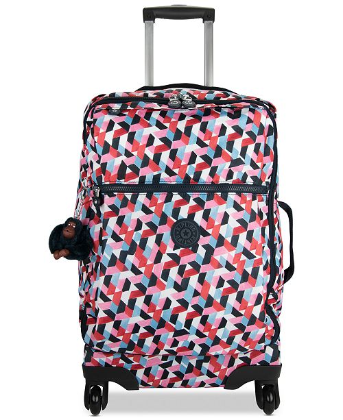 1eb62b1b64 Kipling Darcey Small Printed Carry-On Rolling Luggage & Reviews ...