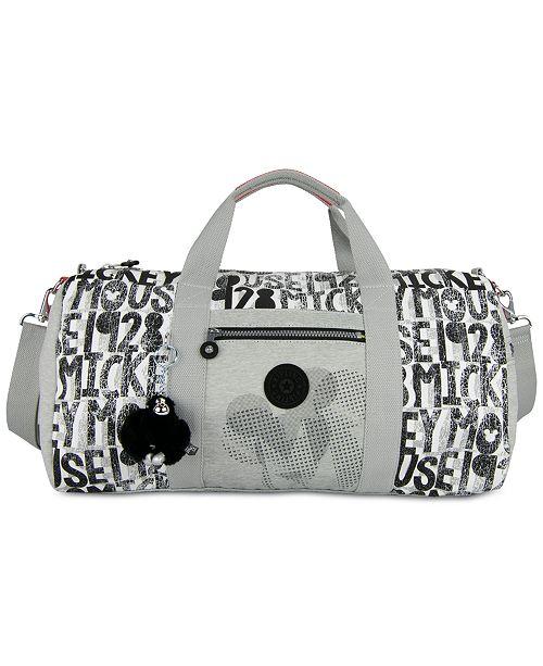 Kipling Disney's® Mickey Mouse Tag Along Duffle Bag