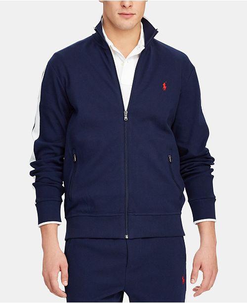 Polo Ralph Lauren Men's Cotton Track Jacket