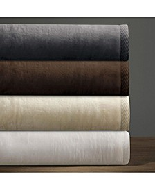 Cotton Cashmere Blanket Collection