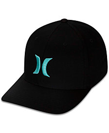 Hurley Men's Embroidered Logo Hat