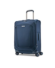"""Silhouette 16 25"""" Softside Expandable Spinner Suitcase"""