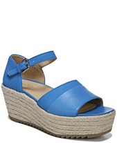 3fed739f6eb Naturalizer Opal Platform Wedge Sandals
