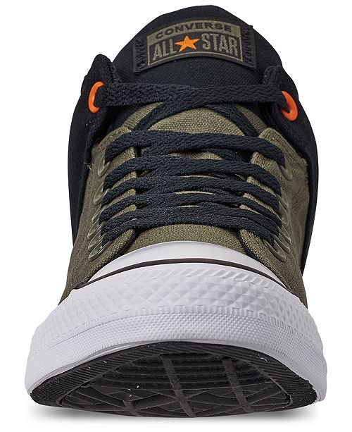 c3fb3b2e292b ... Converse Men s Chuck Taylor All Star High Street Casual Sneakers from Finish  Line ...