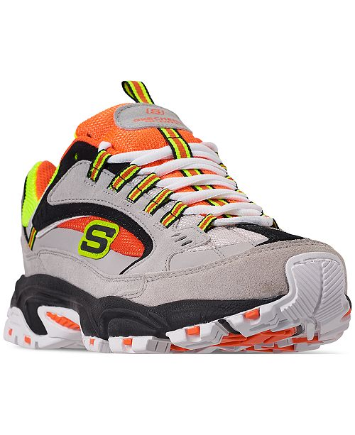ff658e566d2c Skechers Men s Stamina - Cutback Walking Sneakers from Finish Line ...