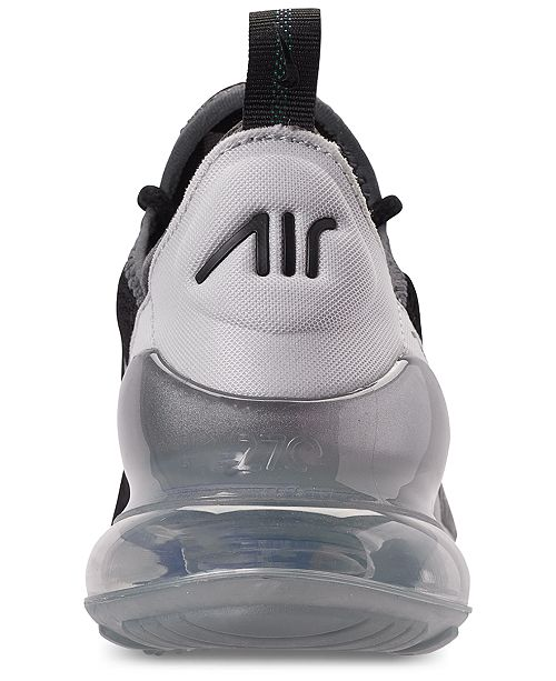 finest selection c0a2b 4e2fe ... Nike Boys  Air Max 270 Y2K Casual Sneakers from Finish ...
