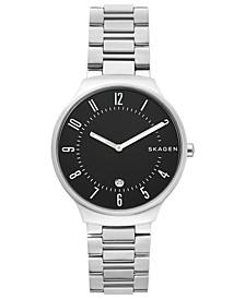 Men's Grenen Stainless Steel Bracelet Watch 40mm