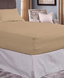 Bed Tite 100% Cotton Flannel Queen 4 Piece Sheet Set