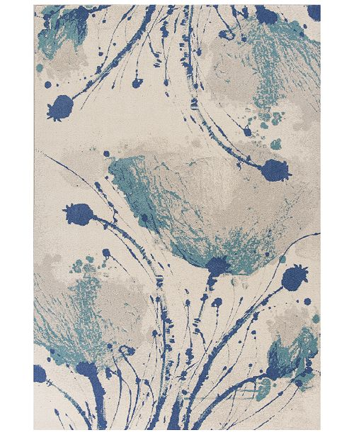 Kas Reflections Serenity 7428 Ivory Area Rug