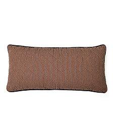 Bear Star Rectangle Decorative Pillow