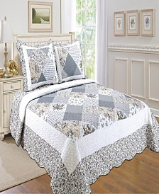 Emily Twin Quilt Set