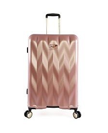 "Juicy Couture Grace 29"" Spinner Suitcase"