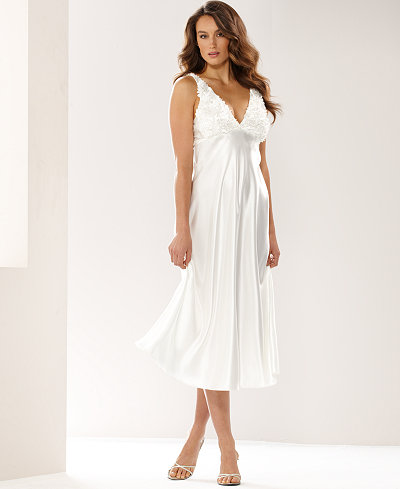 Satin Sleepwear: Shop Satin Sleepwear - Macy's