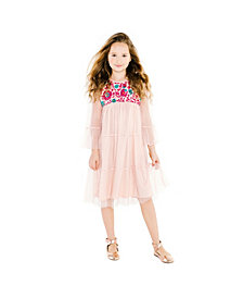 Masala Baby Girls Tulle Gyspy Dress
