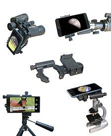 Galileo Smartphone Camera Adapter for Telescope and Binocular Video and Photos