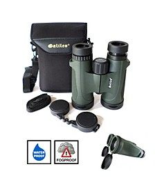 Galileo 12 Power Nitrogen Purged Fog and Waterproof Binoculars + 42mm Bak4 Prisms