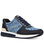 7b434ec44 MICHAEL Michael Kors Allie Trainer Sneakers
