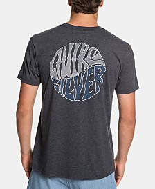 Quiksilver Men's Knockout Graphic T-Shirt