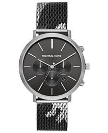 Men's Blake Camo Stainless Steel Mesh Bracelet Watch 42mm
