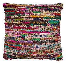 LR Home Motley Chindi Stripe Big Floor Pillow