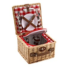 Over and Back Miller Picnic Basket