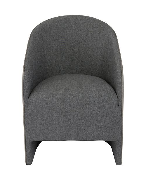 Euro Style Fela Lounge Chair