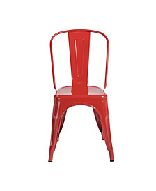 Corsair Stacking Side Chair - Set Of 4